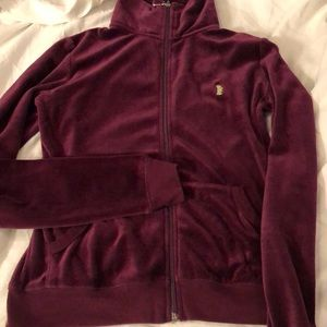 Velvet Juicy Courture jacket